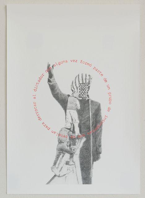 , 'Ground zero 3,' 2015, Páramo