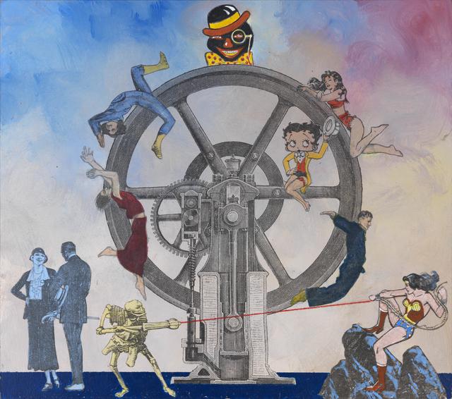 , 'La rueda de la fortuna,' , Enlace Arte Contemporáneo