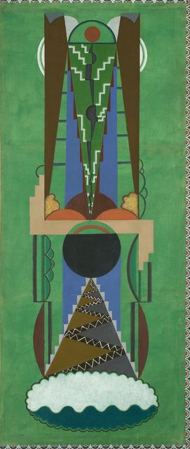 , 'Composition n°3,' 1919, Galerie Le Minotaure