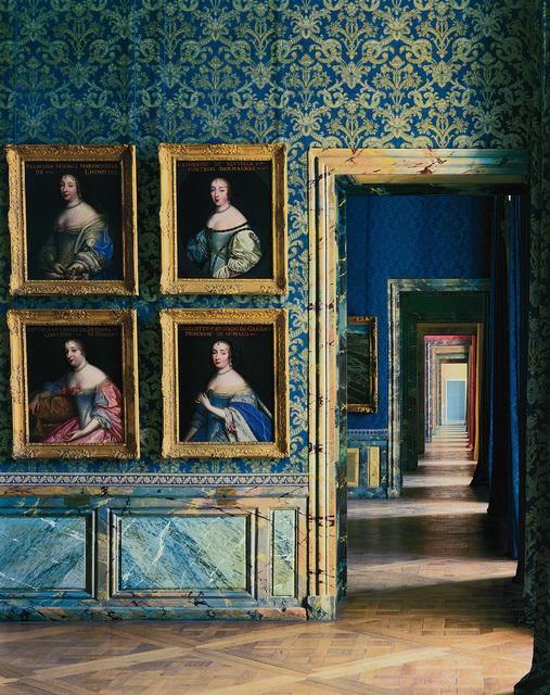 Robert Polidori, 'Cabinet de Beautées, Château de Versailles', 1985, Phillips