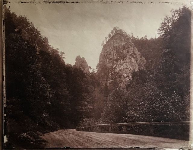 , 'Paysages des Pyrenees,' 1854, James Hyman Gallery