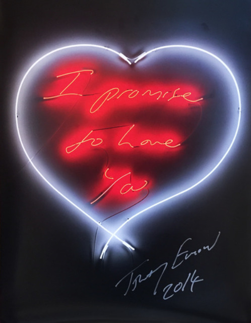 , 'I promised to love you,' 2014, Fairhead Fine Art Limited