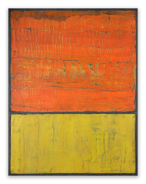 Pierre Auville, 'Orange & Jaune', 2015, IdeelArt