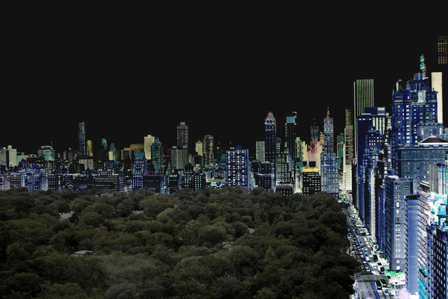 , 'Cityscape NYC,' 2017, Galleri Duerr