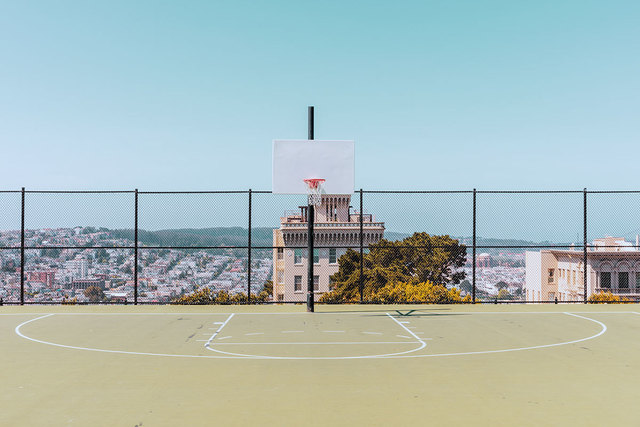 , 'SFO Basketball,' , ArtStar