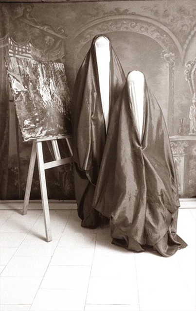 , 'Qajar #11,' 1998, Officine dell'Immagine