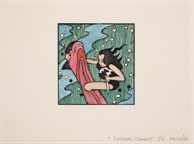 , 'Lorna's Combat,' 1981, Aaron Payne Fine Art
