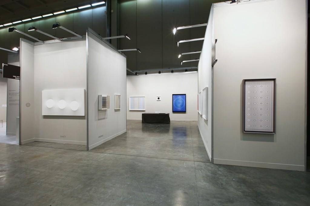 Archivio Turi Simeti - Ludwig Wilding- Alberto Biasi