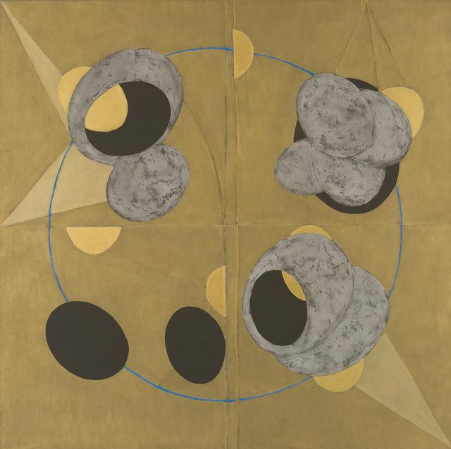 , 'Materia Oscura (Dark Matter),' 2013-2014, Gallery Elena Shchukina