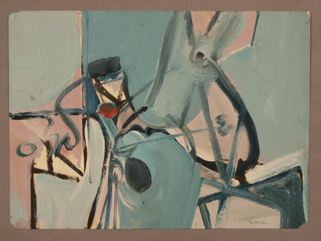 , 'Untitled,' 1946, New York Studio School