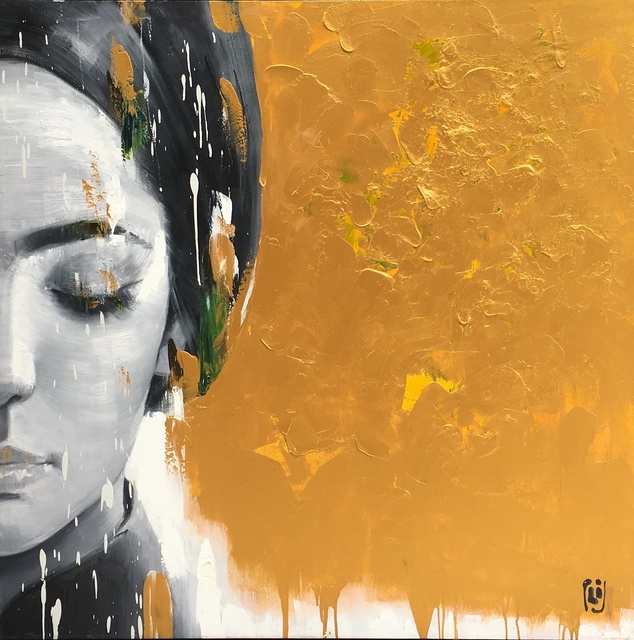 , 'Yin,' 2019, ArtBlue Studio