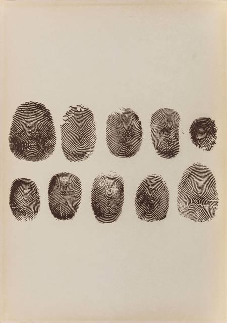 Piero Manzoni, 'Tavole di accertamento', ArtRite
