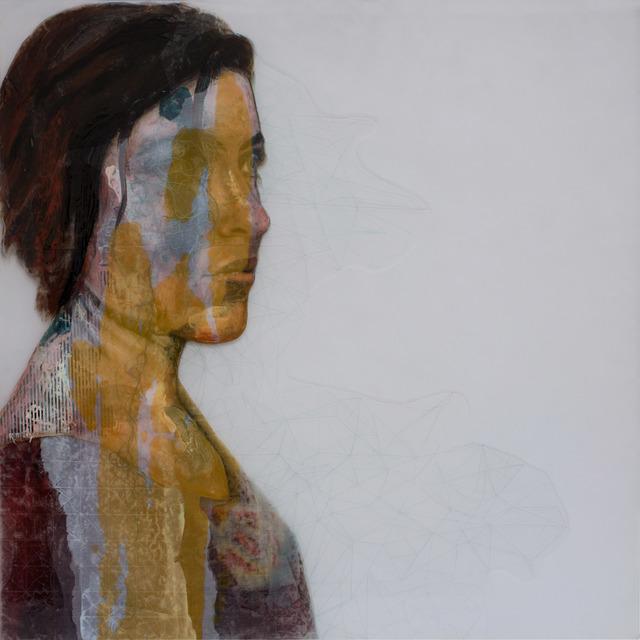 , 'Hillary I,' 2017, Galería Quetzalli
