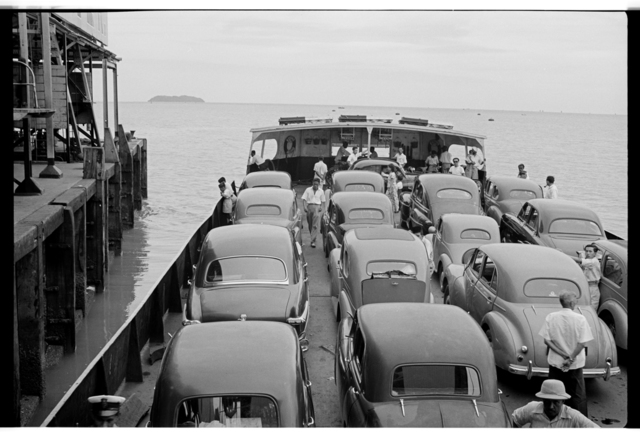 , 'Penang Ferry full,' 1952-1953, Sultan Ismail Photograph Editions