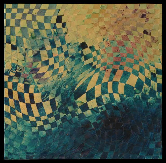 , 'Emerald Waves 2,' , Mark White Fine Art