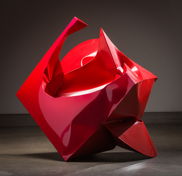 , 'Phematic Red,' 2017, Bentley Gallery