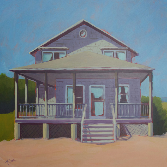 , 'Cottage for Rent,' 2017, Sorelle Gallery Fine Art