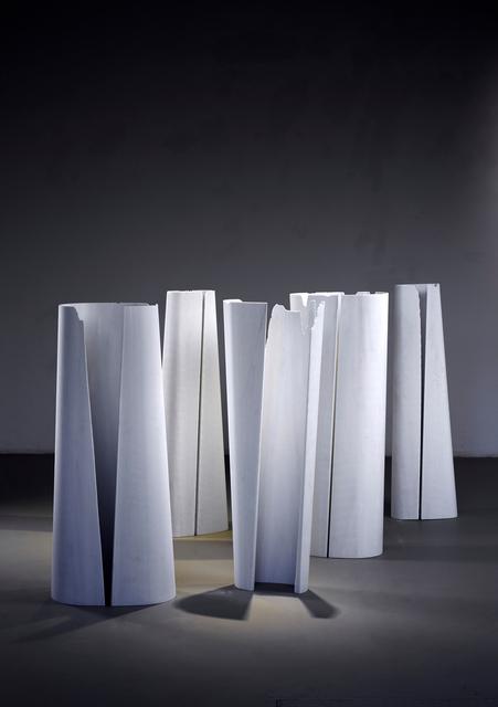 Herbert Golser, 'Dissection 1-5', 2016, Galerie Frey