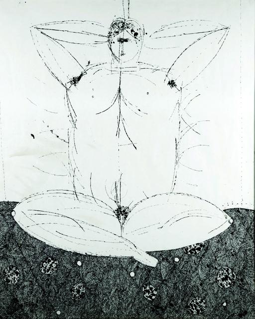 Joseph Glasco, 'Seated Nude', 1975, WOLFS