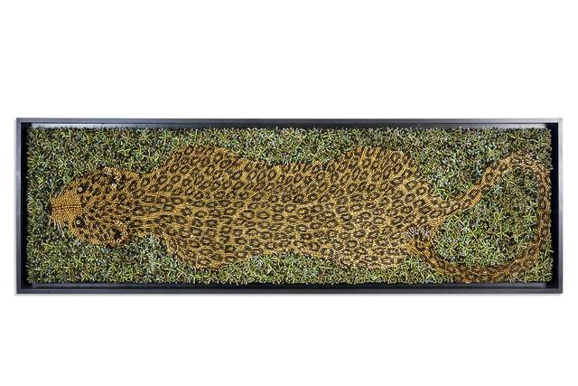 , 'Cheetah in the Grass,' 2016, Adelson Galleries