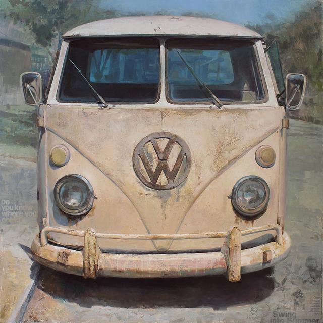 , 'Swing Into Summer,' 2020, Sue Greenwood Fine Art