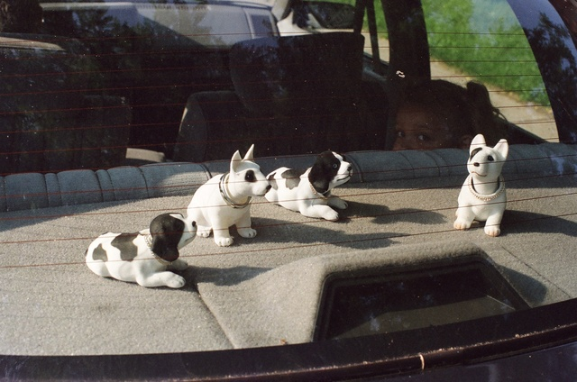 , 'Nodding Dogs,' 2003, Atrium Gallery