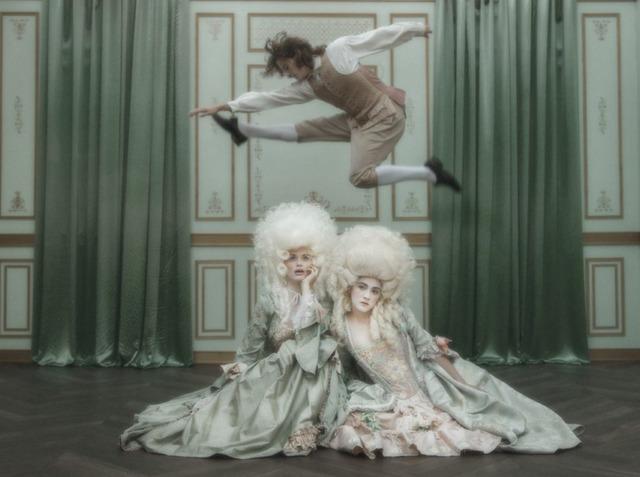 , 'Jump,' 2015, Maddox Gallery