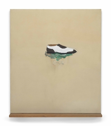 Jim Dine, 'Shoe', Christie's