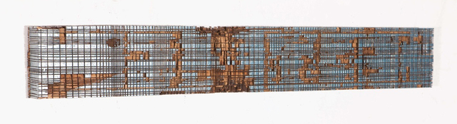 , 'Code,' 2019, Galerie Isabelle Lesmeister
