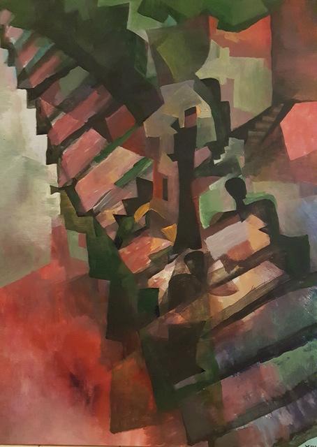 , 'Various Steps and Pitfalls ,' 2018, Frederick Holmes and Company