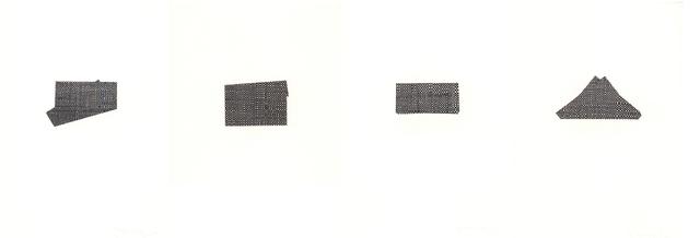 , 'Indigo Doublings,' 1997, Bartha Contemporary