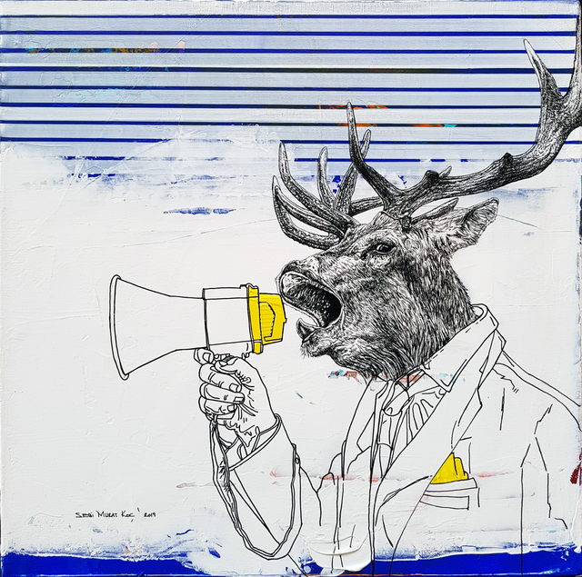 Seydi Murat Koç, 'Untitled ', 2019, Istanbul Artist Collective