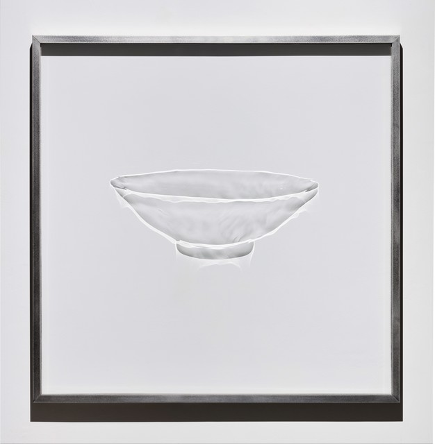 , 'Buncheong Ware Shallow Bowl aith Brushed White Slip (Joseon Period),' 2018, Gallery Sklo