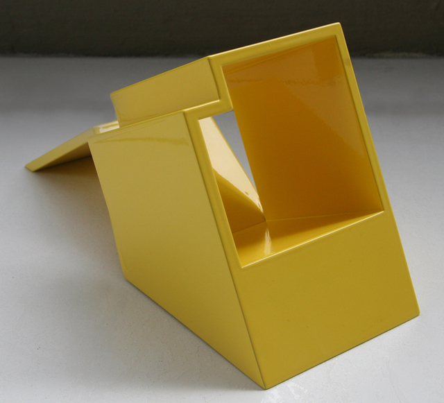 , 'PC Yellow,' 2012, Whitewall Contemporary