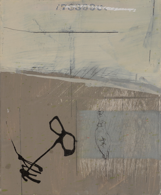 , 'Time Keeper,' 2012, CYNTHIA-REEVES