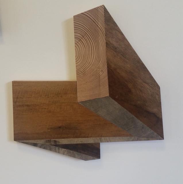 , 'Angled Beam,' 2017, Galerie von Braunbehrens