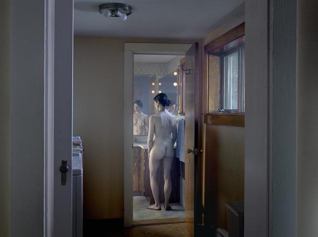 , 'Woman in Bathroom,' 2013, Templon