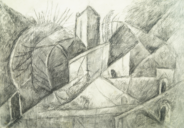 Marie Vorobieff Marevna, 'Ealing', 1984, Roseberys
