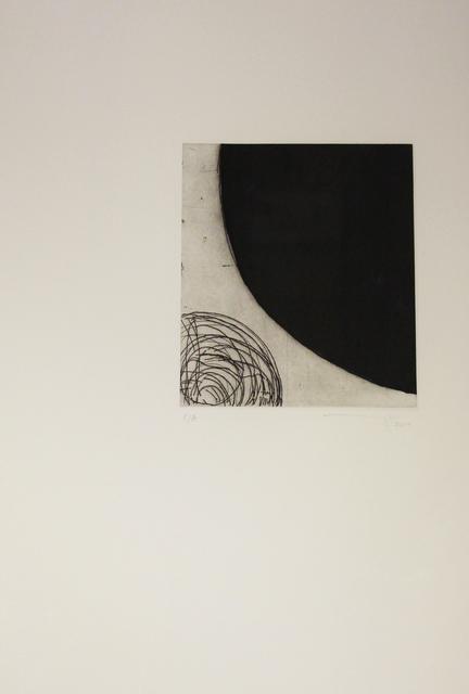 Magali Lara, 'Pausa, Separación C', 2015, Galería Quetzalli