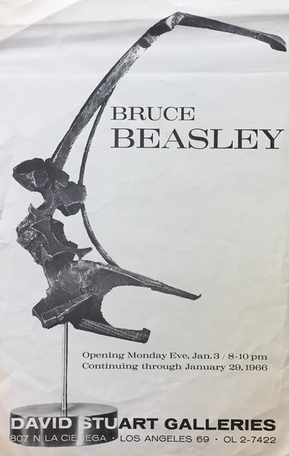 , 'Vintage Exhibition Poster,' 1966, Kwiat Art