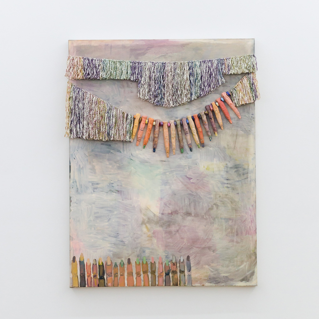 , '32 Touch Points,' 2017, Spinello Projects
