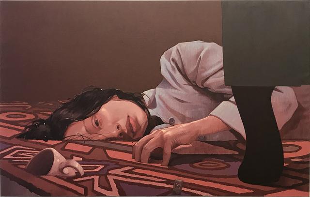 BEZT (Etam Cru), 'The Other Side of the Carpet', 2017, Hashimoto Contemporary