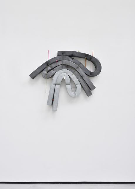 , 'Cernuous,' 2017, Galerie Christophe Gaillard