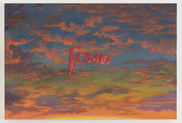 , 'FOMO,' 2019, Joshua Liner Gallery