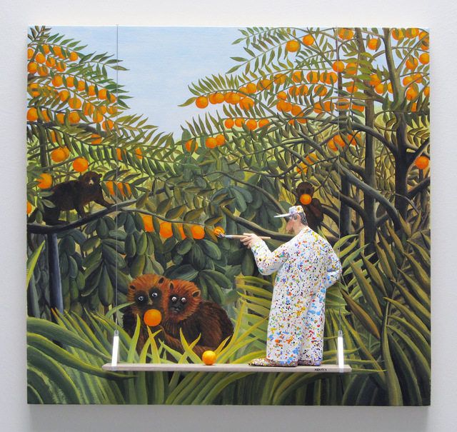 , 'GMIA: Rousseau - The Tropics,' , Water Street Gallery