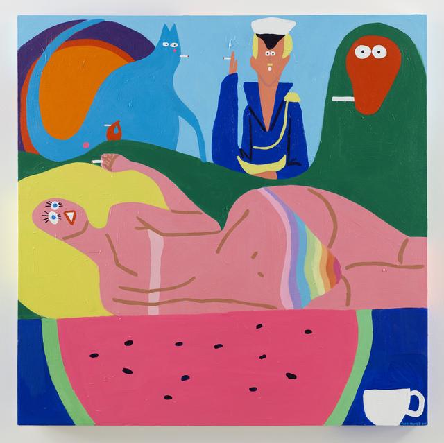 , 'The Tyrants,' 2014, Sandra Gering Inc