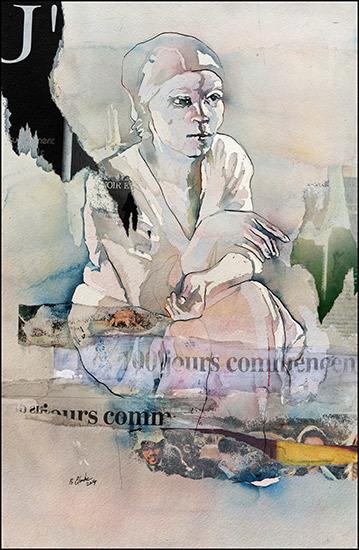 , 'LES 100 JOURS COMMENCENT...,' 2014, ARTCO Gallery