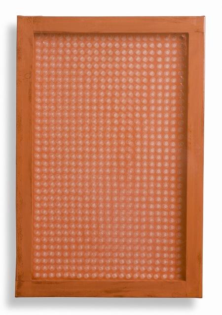 , 'Volume a moduli a sfasati,' 1960, The Mayor Gallery