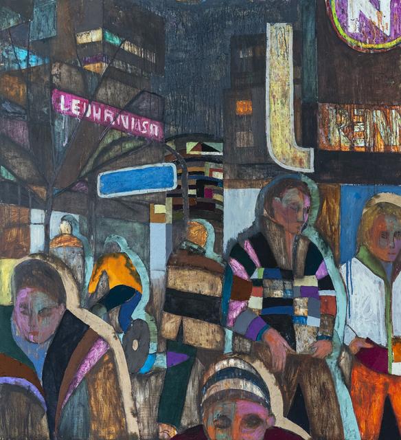 , 'DM,' 2012, Hans Alf Gallery