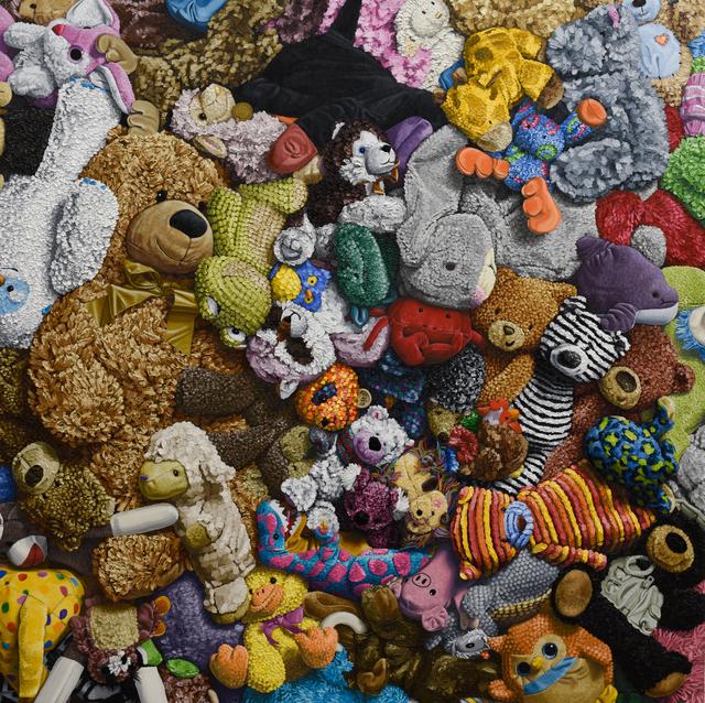 ", '""Safari"",' 2017, Mugello Gallery"